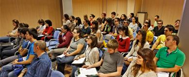 Presentació de l'associació Amics de Lluís Vives a la UV