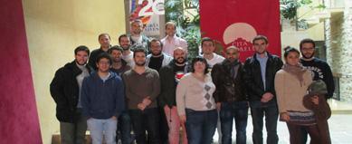 Els representants de l'estudiantat de la regió Vives comparteixen bones pràctiques