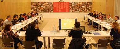 Els programadors culturals de les universitats de la Xarxa Vives acorden col·laborar conjuntament