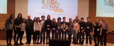 L'IES Sivera Font i el Col·legi Parroquial Sant Josep representaran la UPV i la UV a la Lliga de Debat de Secundària i Batxillerat de la Xarxa Vives