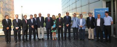 Els rectors de les universitats de la Xarxa Vives debaten durant dos dies les línies conjuntes d'actuació al corredor mediterrani del coneixement
