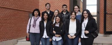 L'equip de l'IES Cabanes s'imposa a la fase local de la Lliga de Debat de Secundària i Batxillerat a l'UJI