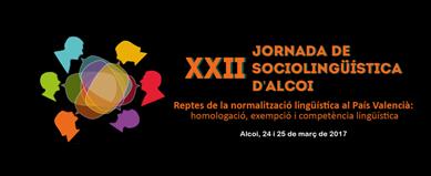La XXII Jornada de Sociolingüística d'Alcoi analitza els reptes de la normalització al País Valencià