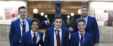 La Universitat Rovira i Virgili, campiona de la Lliga de Debat Universitària 2017