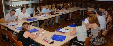 El Grup de Treball de Cooperació Universitària al Desenvolupament de la Xarxa Vives es reuneix a la UB