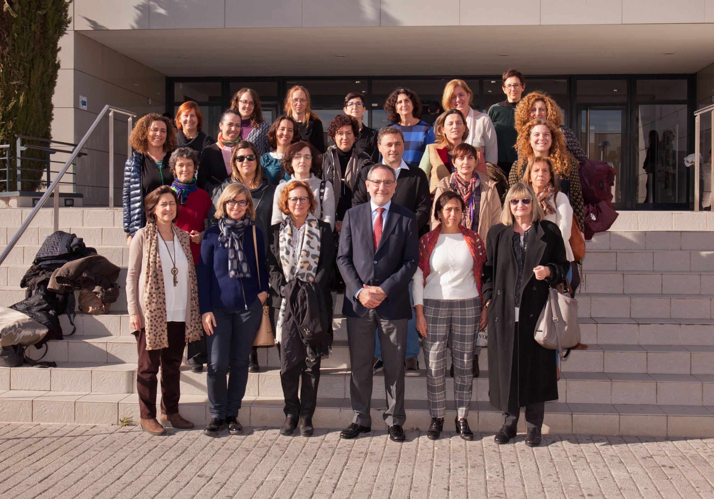 La Xarxa Vives celebra la V Trobada Fòrum Vives d'Igualtat de Gènere a la Universitat Jaume I