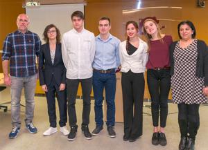 L'equip de l'Institut Martí l'Humà (Montblanc) representarà a la Universitat Rovira i Virgili en la fase final de la Lliga de Debat de Secundària i Batxillerat de la Xarxa Vives