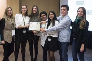 L'equip de l'Escola Andorrana de batxillerat (La Margineda) venç en la fase local de la Lliga de Debat de Secundària i Batxillerat de la Universitat d'Andorra