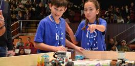 150 nois i noies d'entre 10 i 16 anys participaran aquest dissabte, 3 de febrer en el 'joc del robot'.