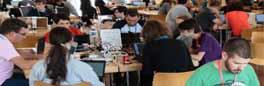 L'Escola d'Enginyeria acull la Hackathon de Barcelona