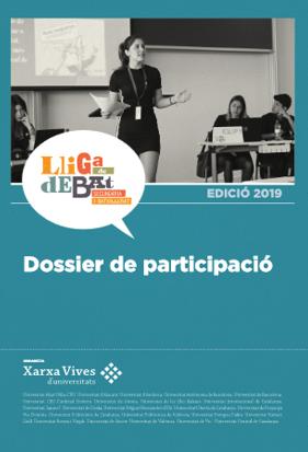 Dossier de participació per als centres