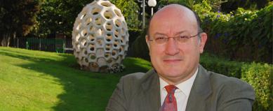 Xavier Gil Mur, nou president de la Xarxa Vives d'Universitats