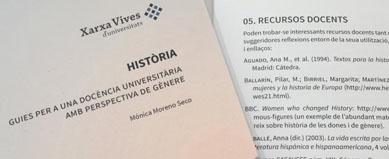 Les universitats de la Xarxa Vives, contra la ceguesa al gènere en la docència i la recerca