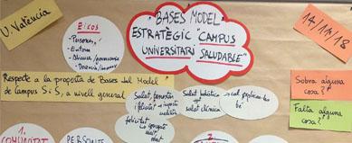 Les universitats reflexionen sobre un model de referència de campus saludable i sostenible