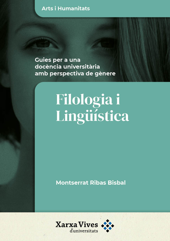 Book Cover: Filologia: guies per a una docència universitària amb perspectiva de gènere