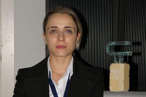 Millor oradora UdL Lliga Debat Universitària 2009