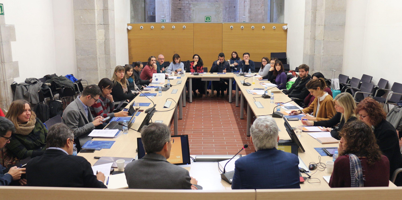 Sessió de treball Fòrum Vives Comunicació Digital