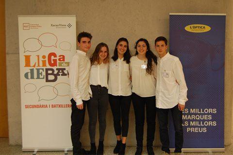 Aula Escola Europea. Fase local UPF