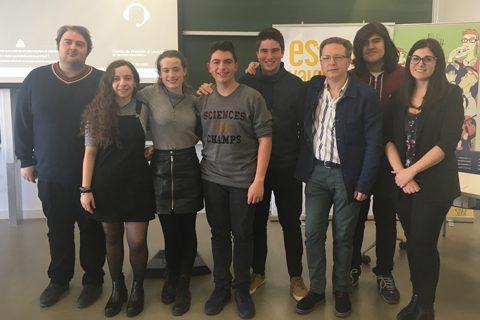 IES Professor Manuel Broseta. Fase local UMH