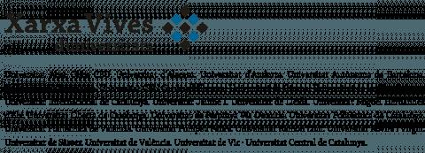 Logotip Xarxa Vives i universitat