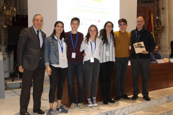 Campions Escola Europea