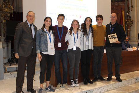 Equip campió UPF -Aula Escola Europea