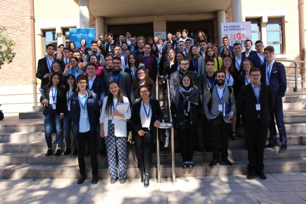 Lliga Debat Universitària 2019