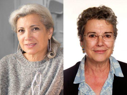 Carme-Pinós-i-Carmen-Carretero-Medalla-d'Honor de-la-Xarxa-Vives