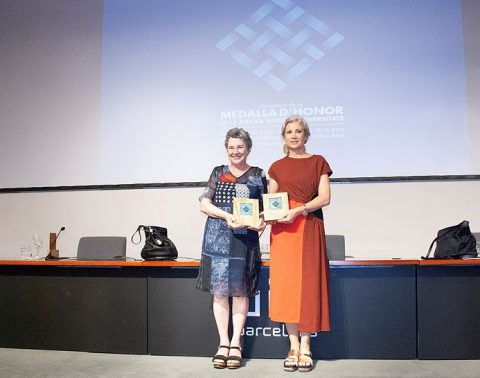 Carretero i Pinós Medalla Honor XVU 2019