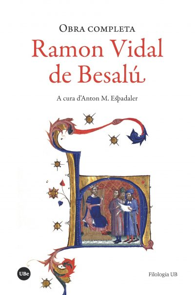 Obra completa de Ramon Vidal de Besalú