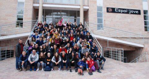 Trobada-Voluntariat-Lingüístic-Universitari-grup