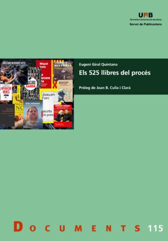 Els 525 llibres del procés