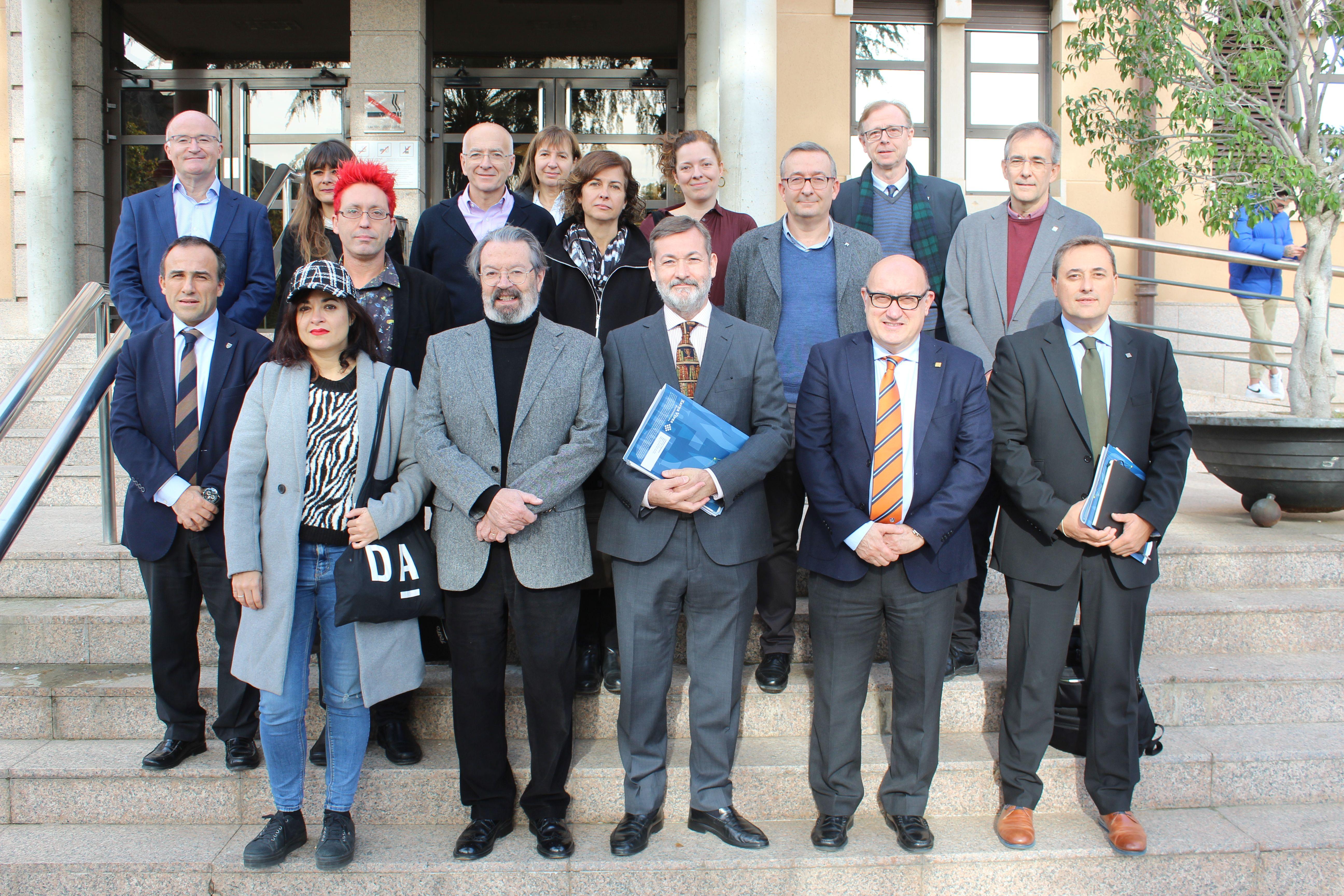 Comissió Permanent Xarxa Vives novembre 2019 UAO CEU