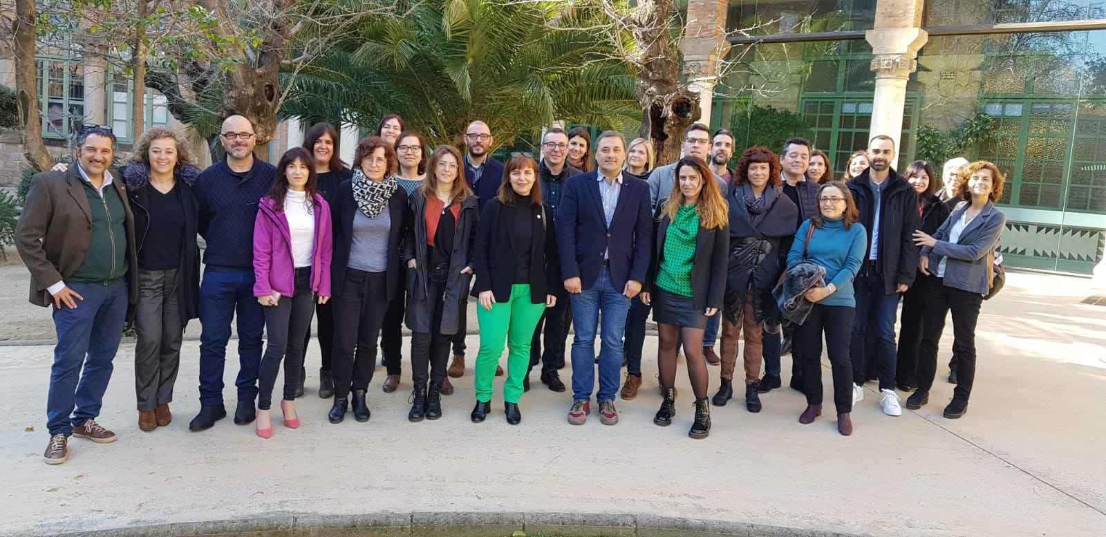 Grup de Treball de Comunicació Digital de la Xarxa Vives