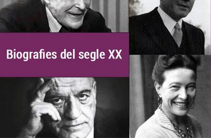 biografies-del-segle-xx a la Universitat de Girona