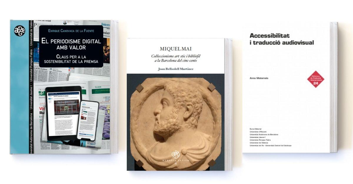 Ajuts per a la coedició de llibres científics en català