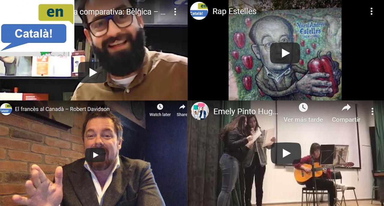 II Webcongrés internacional per a la promoció del català entre joves