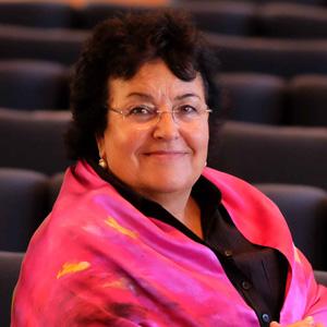 María José Figueras. Presidenta de la Xarxa Vives d'Universitats