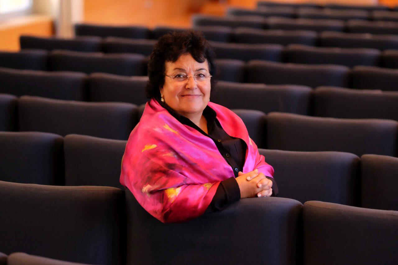 María José Figueras. Presidenta Xarxa Vives d'Universitats