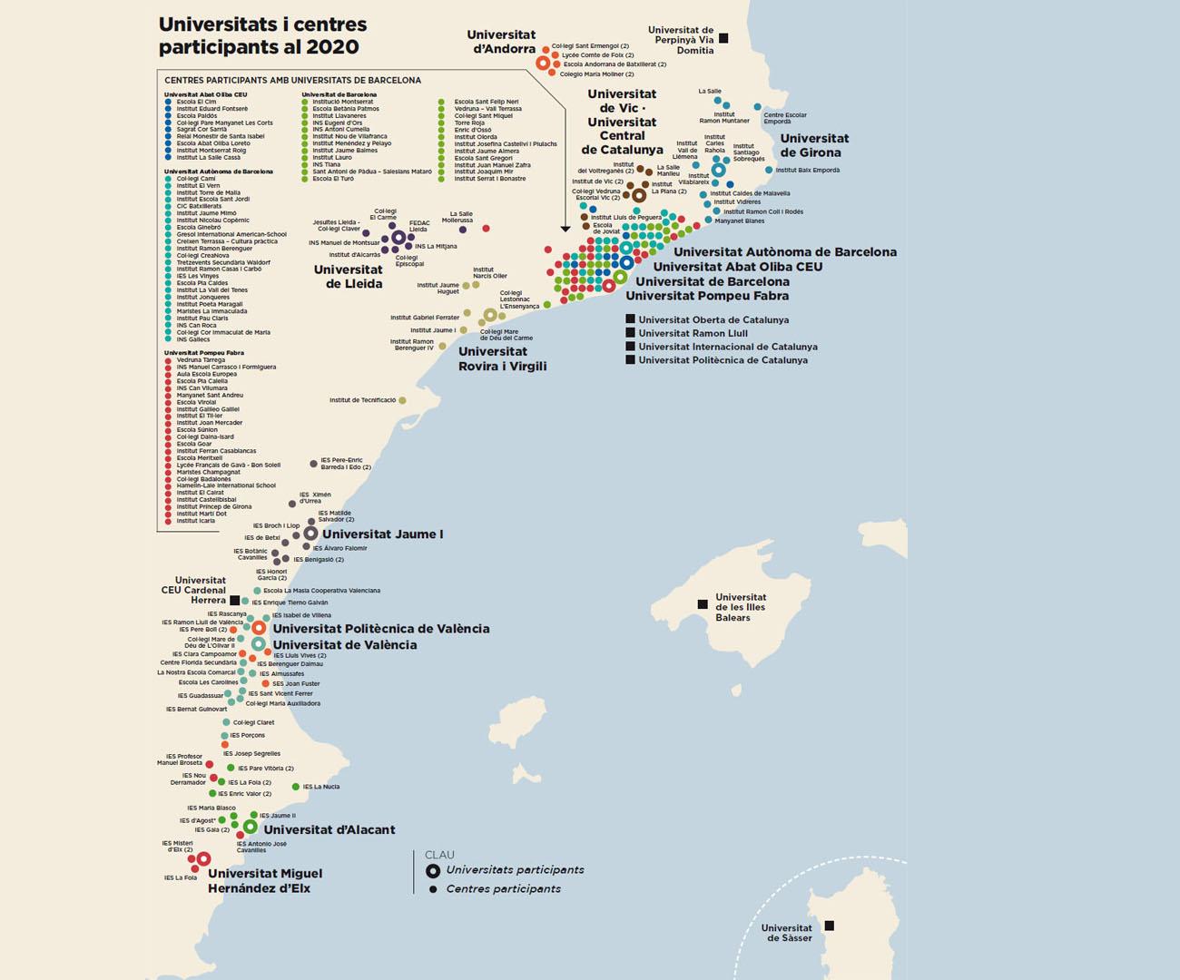 Mapa LDSB web mitja