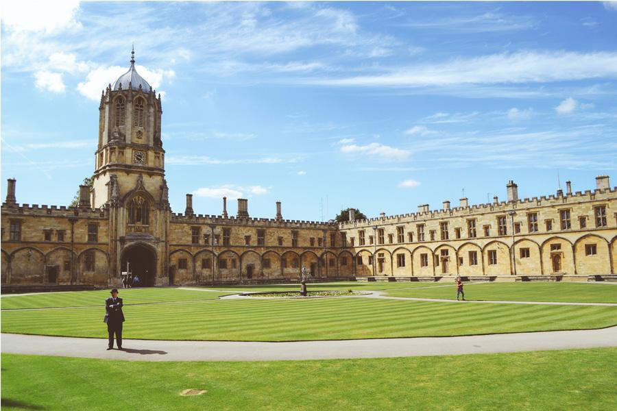 Universitat d'Oxford