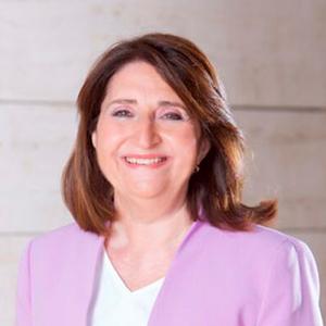 Amparo Navarro Faure, rectora UA