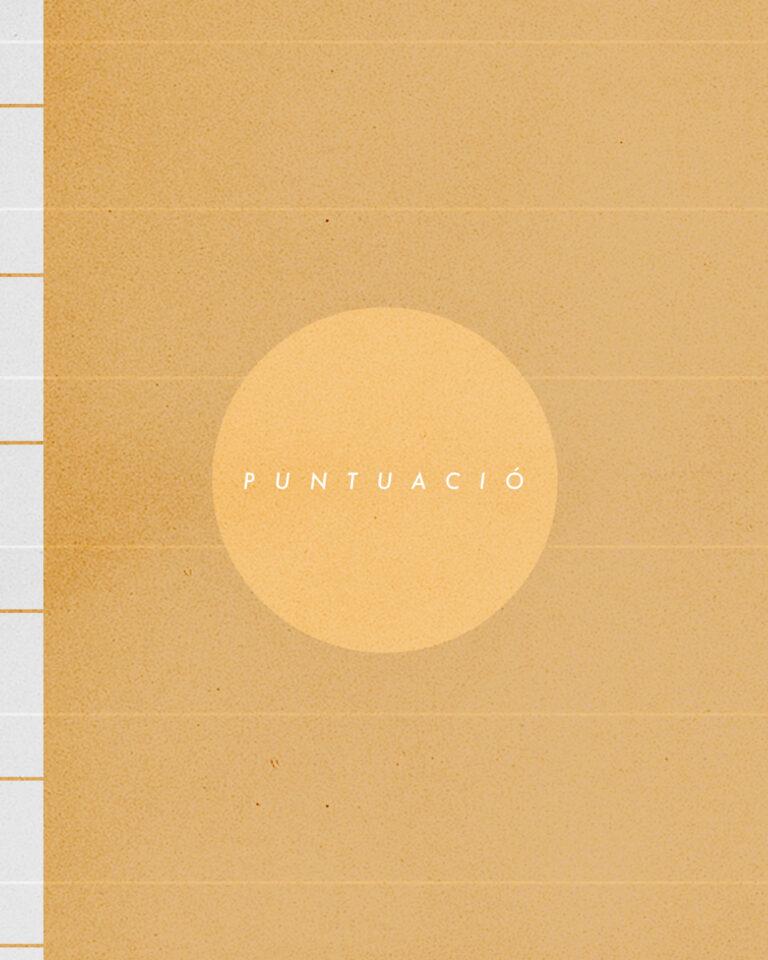 PUNTUACIÓ (1)